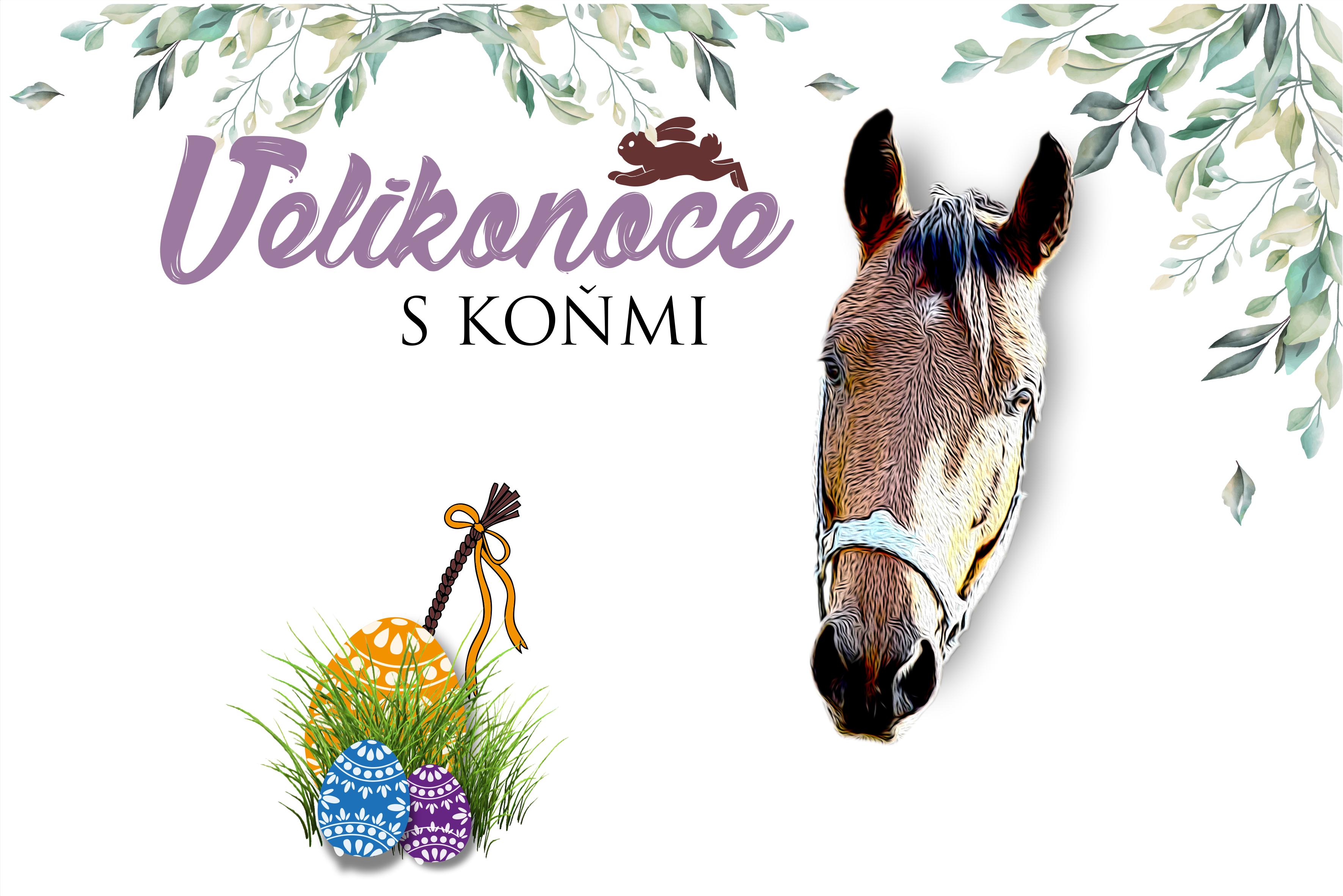 Velikonoce s koňmi